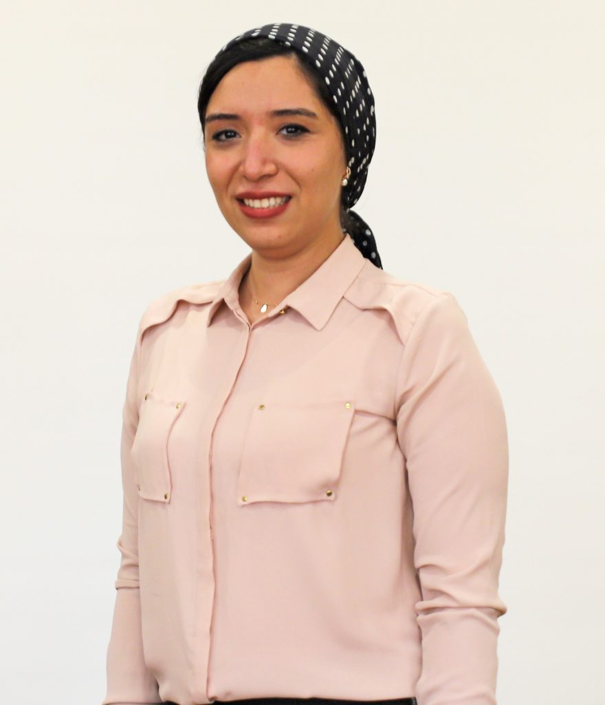 Hadeer is a CIF 2021 participant with background in Medicine.